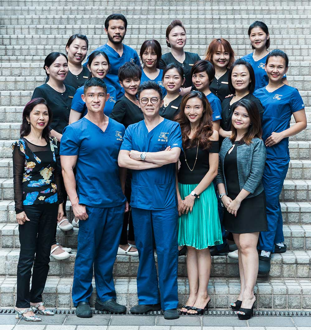 Freia Medical Staff – Aesthetic Clinic in Singapore