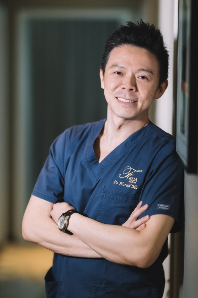 Dr. Harold Ma – One of Freia's Aesthetic Doctors In Singapore